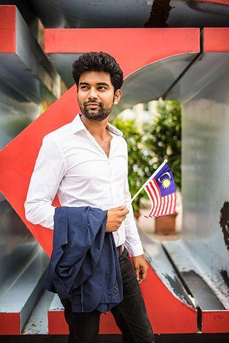 Bala Ganapathi William - Image: Bala Ganapathi William I love Malaysia