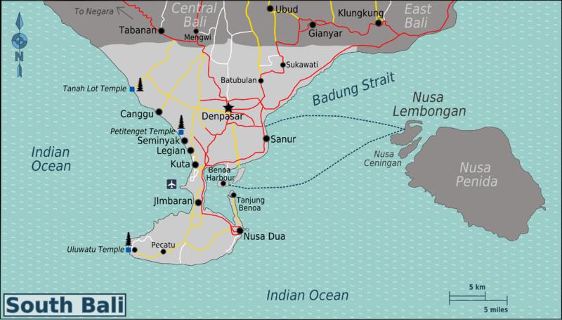Nusa Penida Tour By Car