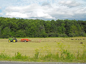 Rural areas in the United States - Westminster, Vermont
