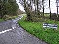 Ballyrenan Road, Ballyrenan - geograph.org.uk - 137632.jpg