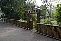 Bamboo Fence with Gate - Agri-Horticultural Society of India - Alipore - Kolkata 2013-01-05 2368.JPG