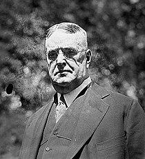 Ban Johnson, 1921.jpg
