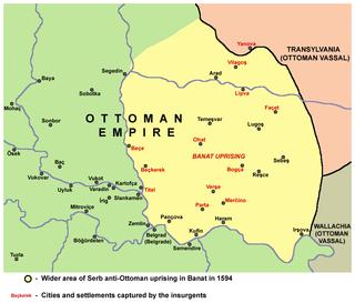 Uprising in Banat