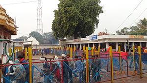 Bandakpur - Temple Premises