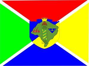 Esteio - Image: Bandeira esteio foto