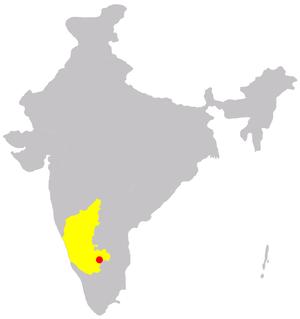 Bangalore in India