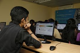 Bangla Wikipedia Workshop at Chittagong Independent University (02).JPG