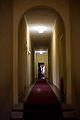 Bao Dai's Summer Palace - Long Hallway with Arched Doorway.jpg