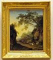Barend Cornelis Koekkoek (1803-1862), Bergachtig landschap, 1818, Olieverf op doek.JPG