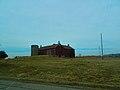 Barn and a Concrete Silo - panoramio.jpg