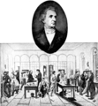 Baron Gustus von Liebig and the Giessen Laboratory in 1840.png