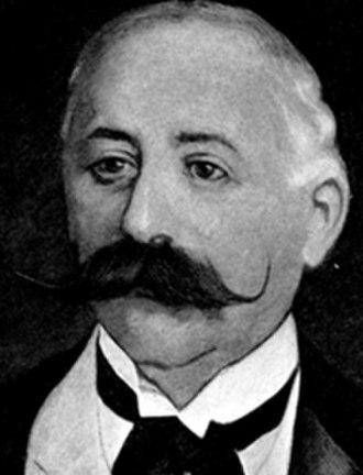 Maurice de Hirsch - Portrait of the baron