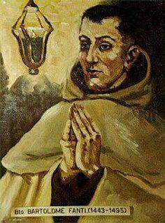 Italian monk