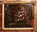 Bartolomeo bimbi, mazzo di fiori con frutti, pappagallo e uno specchio (uffizi, già in deposito all'accademia dei georgofili) 01.jpg