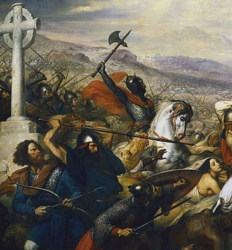 The Fifteen Decisive Battles of the World - The Battle of Tours