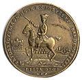 Bataille de Rossbach, Medal av.jpg