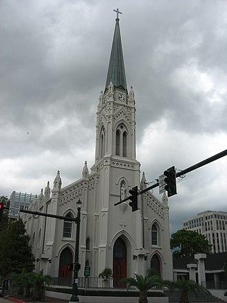 Roman Catholic Diocese of Baton Rouge - St. Joseph Cathedral