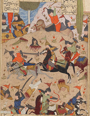 Battle of Hormozdgan