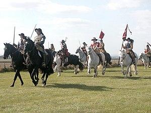 Battle of Winceby - Image: Battle of Winceby geograph.org.uk 1772445