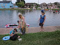 Bayou St John 4th of July NOLA 2012 Streamers on the Shore.JPG
