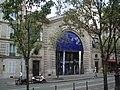 Bd Henri IV- Teilhard Chardin -Pavillon de l'ArsenalDSC00636.JPG