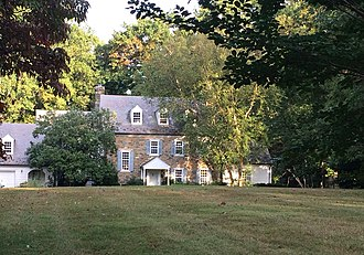 National Register of Historic Places listings in Montgomery County, Maryland - Image: Beale House