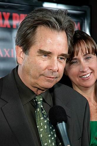 Beau Bridges - Bridges at the premiere of Max Payne in 2008