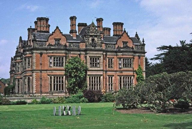 Beaumanor Hall by Christine Matthews