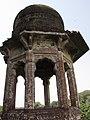 Beautiful turret - Ali Mardan Khan's Tomb.jpg