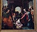 Beccafumi, natività di gesù, 1524, entro cornice del marrina, 03.JPG
