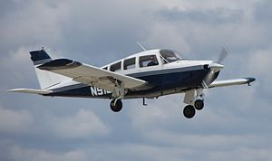 Beechcraft Musketeer - Sierra takeoff