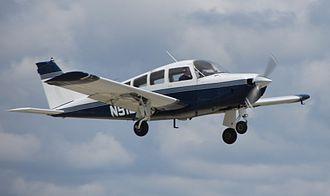 Beechcraft Musketeer - Sierra takeoff