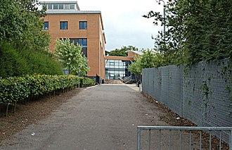 Bell Baxter High School - Image: Bell Baxter High School geograph.org.uk 842626