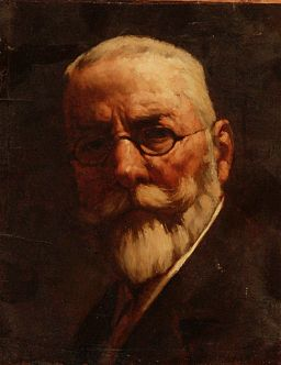 Benczúr Self-portrait