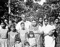 Benjamin Sahani family, Sankra, India, 1973 (17055716925).jpg
