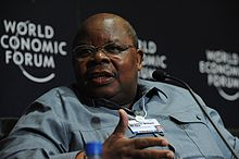 Benjamin William Mkapa - World Economic Forum on Africa 2010 - 3.jpg
