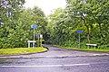 Bentley Heath Lane, Bentley Heath, Hertfordshire - geograph.org.uk - 931694.jpg