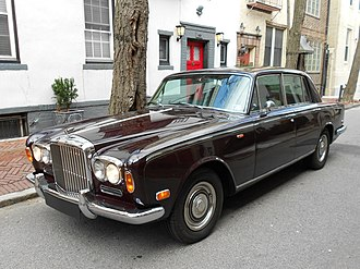 Bentley T-series - 1970 Bentley T1 Four Door Saloon