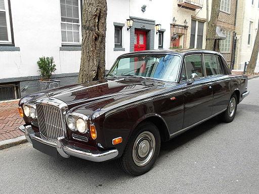 Bentley T-1