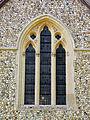 Berden St Nicholas exterior - 10 chancel east window.jpg