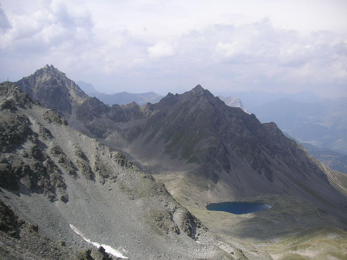Klettersteig Nauders : Klettersteig tabaretta spitze am ortler payer hütte