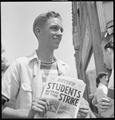 Berkeley, California. University of California Student Peace Strike. As the Peace Strike broke up at 12-00 o'clock... - NARA - 532104.tif