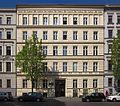 Berlin, Kreuzberg, Nostitzstrasse 20, Mietshaus mit Fabrik.jpg