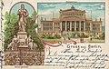 Berlin, Mitte, Berlin - Schauspielhaus; Schillerdenkmal (Zeno Ansichtskarten).jpg