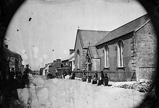Bethel chapel (Cong), Cemaes (Mon)
