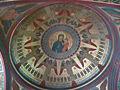 Beuron Gnadenkapelle Kuppel Glorifizierung Mariä.jpg