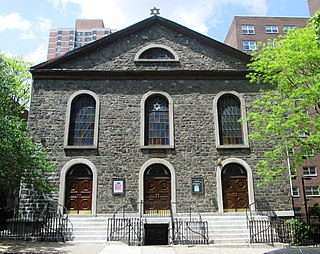 Bialystoker Synagogue United States historic place