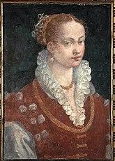 Portrait of Bianca Cappello