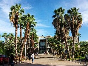 Campus de burjasot paterna wikipedia la enciclopedia libre for Piscina cubierta burjassot