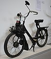 Bicycle with auxiliary engine Solex, 1960.jpg